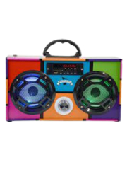 Trend Tech Retro Boom Box - Product Mini Image