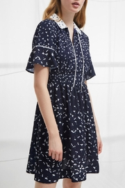 French Connection Retro Flared Dress - Side cropped