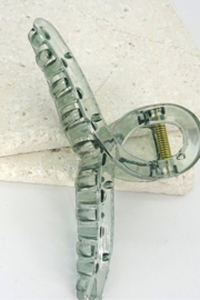 Wall to wall  Retro Hair Claw Clip - Front cropped