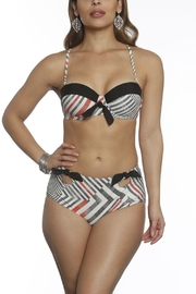 Sun & Sea Trading Company Retro High-Waist Bikini - Product Mini Image