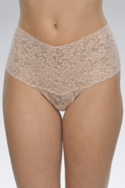 Hanky Panky Retro Lace Thong - Product Mini Image