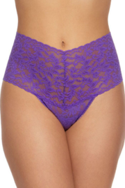 Hanky Panky Ltd. Retro Lace Thong - Product Mini Image