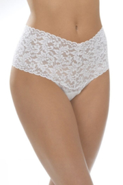 Hanky Panky Retro Lace Thong - Front cropped