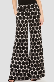 Joseph Ribkoff Retro Palazzo Pants - Product Mini Image
