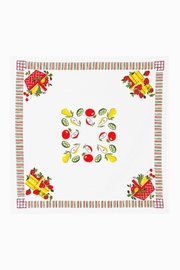 Red and White Kitchen Co. Retro Picnic Tablecloth - Product Mini Image
