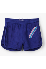 Hatley Retro Rainbow Shorts - Product Mini Image