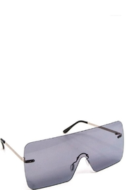 TIMELESS Retro Square Sunglasses - Front cropped
