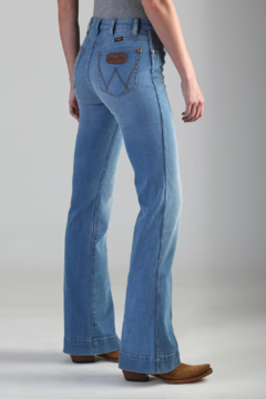 Wrangler  Retro Trouser Jean - Alternate List Image