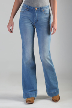 Wrangler  Retro Trouser Jean - Product List Image