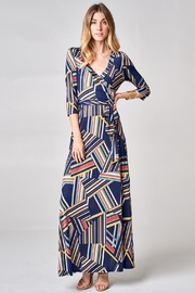 Love Kuza Retro Venechia Dress - Product Mini Image