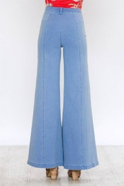 Flying Tomato Retro Wide-Leg Jean - Side cropped
