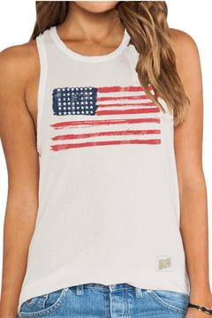 Retro Brand American Flag Tank - Alternate List Image