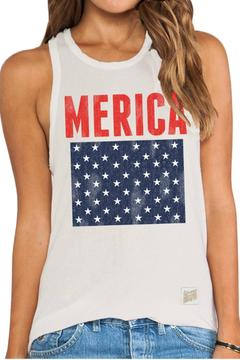 Retro Brand Merica Tank - Alternate List Image