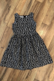 Retrolicious Cat Glow In The Dark Dress - Front cropped