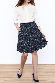 Shoptiques Product: Glow Constellation Skirt - Front full body