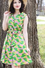 Retrolicious Go Bananas Dress - Product Mini Image