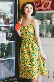 Retrolicious Lemonade Dress - Product Mini Image