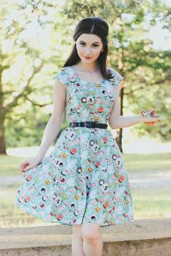 Shoptiques Product: Tea-Party Dress