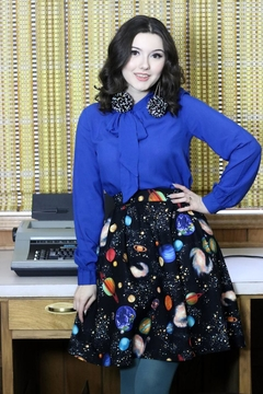 Retrolicious Out-Of-This-World Skirt - Alternate List Image