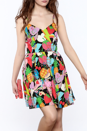 Retrolicious Roller Derby Dress - Front cropped