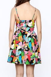Retrolicious Roller Derby Dress - Back cropped