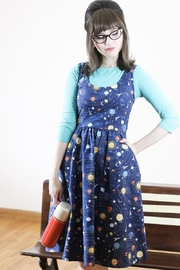Retrolicious Solar System Dress - Product Mini Image