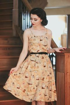 Shoptiques Product: Treasure Island Dress