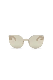 RetroSuperFuture Retrosuperfuture Ivory Sunnies - Front cropped