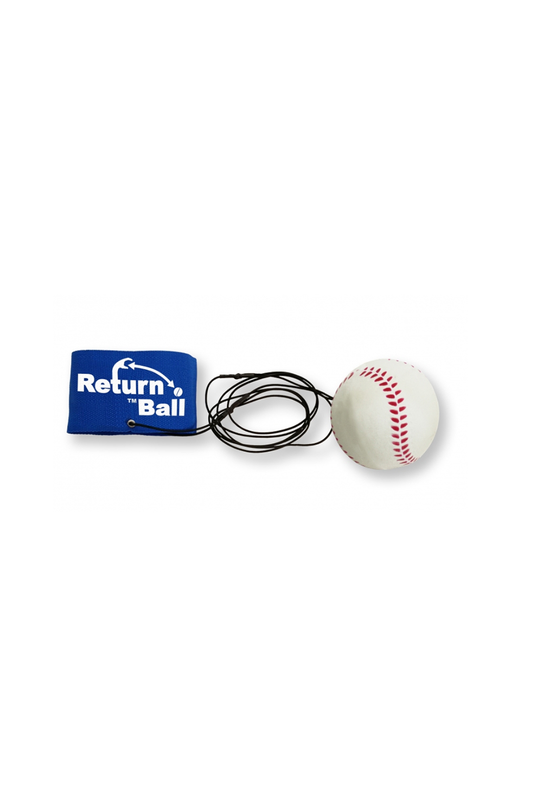 Funsparks LLC Return Ball Baseball - Main Image