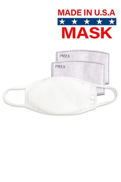 My Story Reusable Cloth Face Mask - Product List Image