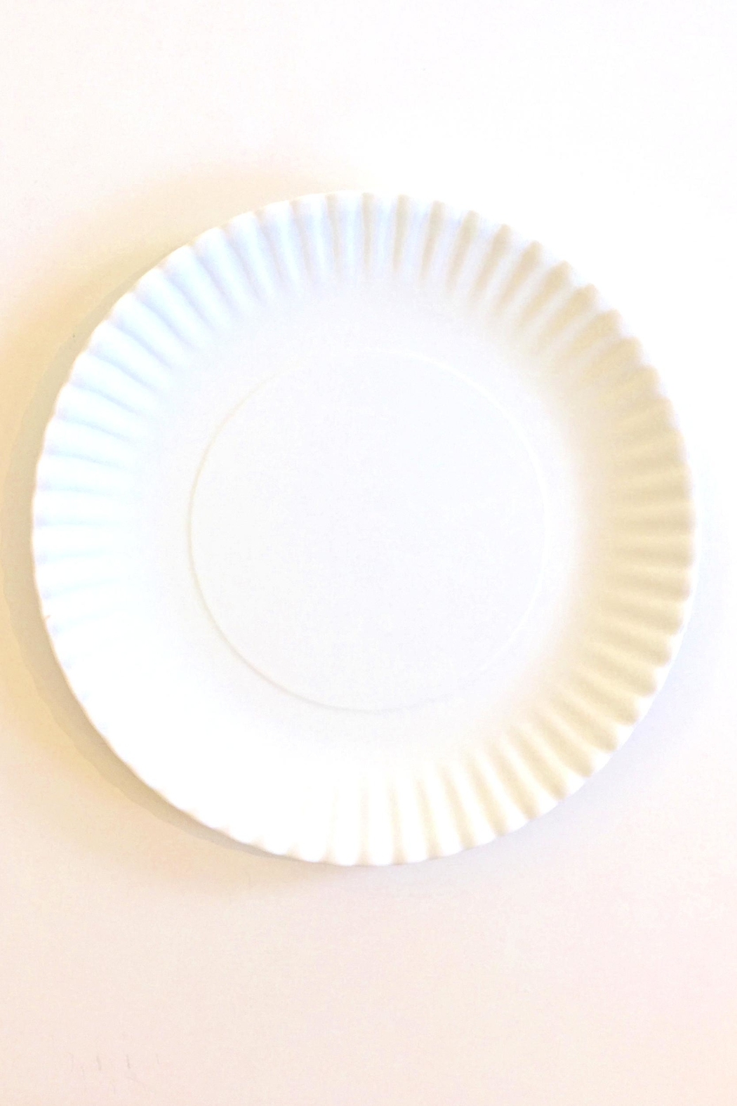 One Hundred 80 Degrees Reusable Picnic Plate - Main Image