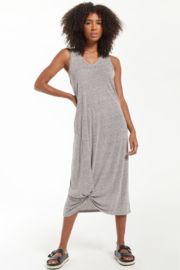 z supply Reverie Knot Dress - Front cropped