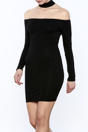 reverse  Choker Bodycon Dress - Product Mini Image