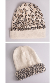 Simply Noelle Reversible Beanie Hat - Product Mini Image