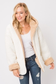 Love Tree Reversible Bear Jacket - Front cropped