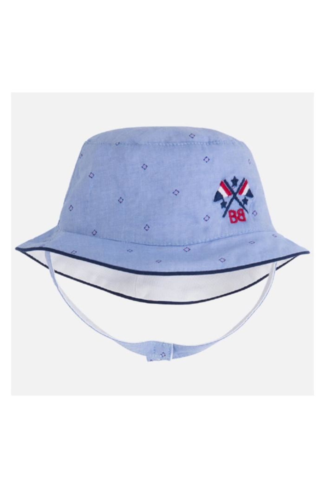 Mayoral Reversible Bucket Hat - Front Cropped Image