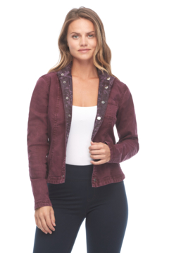 FDJ French Dressing Reversible Floral Jacket - Product List Image