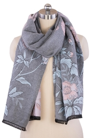 Saachi Reversible Floral Scarf - Other