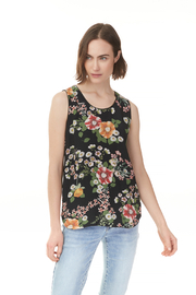 Charlie B. Reversible Floral to Animal Tank - Product Mini Image