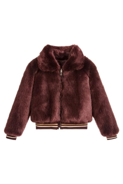 Shoptiques Product: Reversible Fur Bomber