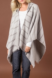 Simply Noelle Reversible Hooded Wrap - Product Mini Image
