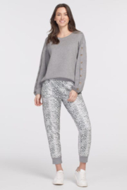 tribal  Reversible Jogger Pant - Front cropped