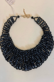 L & B CREATIONS REVERSIBLE NECKLACE - Front cropped