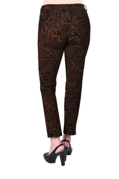 Ethyl Reversible Paisley Jeans - Product List Image