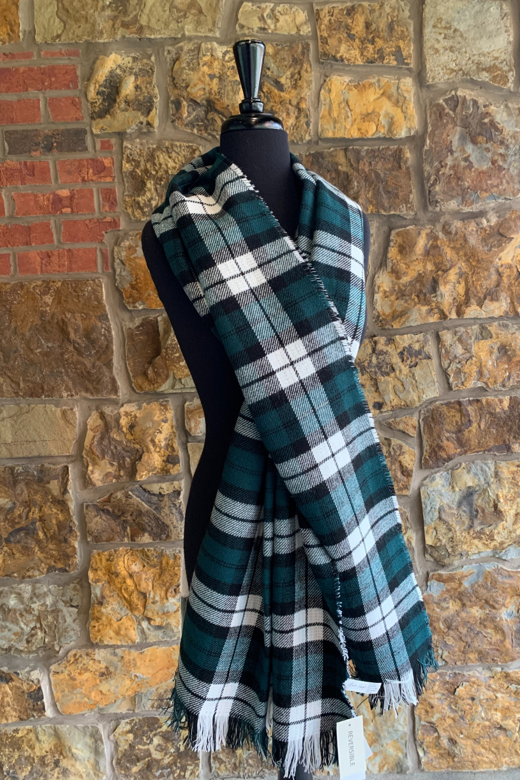 Giftcraft Inc.  Reversible Print Scarf - Main Image