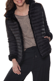 Baci Reversible Puffer Jacket - Product Mini Image