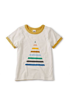 Tea Collection Reversible Pyramid Tee - Product List Image