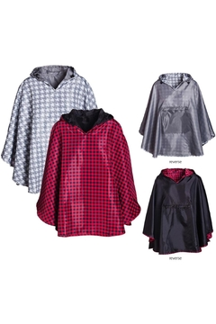 Evergreen Enterprises Reversible Rain Ponchos - Alternate List Image
