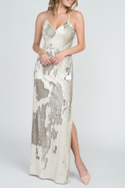 Minuet Reversible Sequin Gown - Product Mini Image