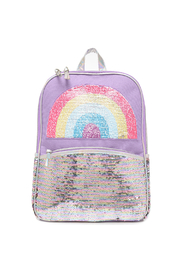 Me Oui Reversible Sequins Unicorn Backpack - Front cropped